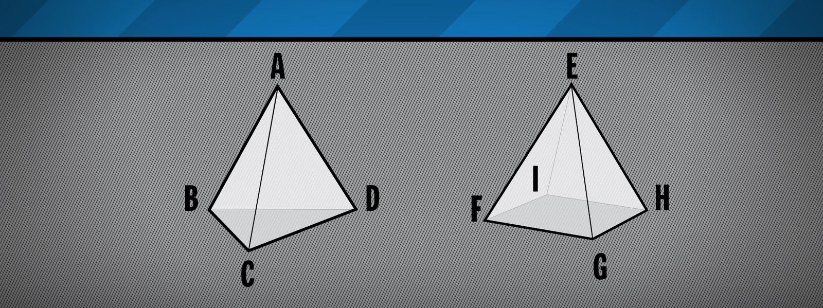 Rätsel der Woche Pyramiden