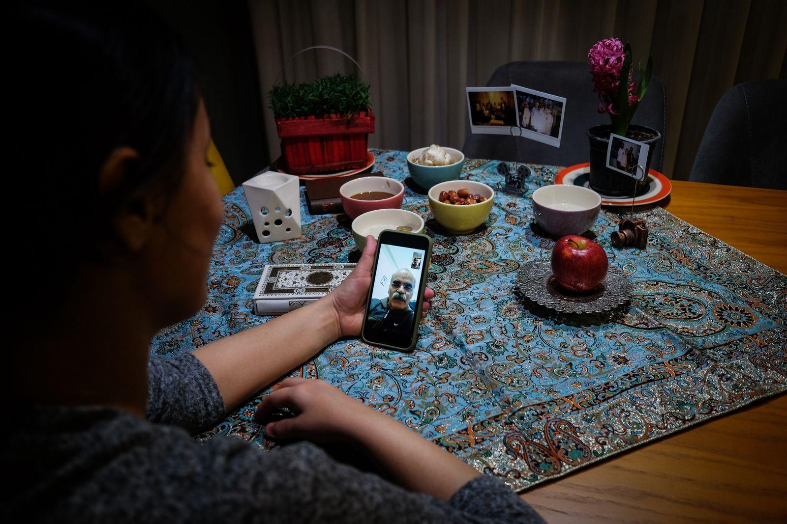 Yasaman, The Photographer