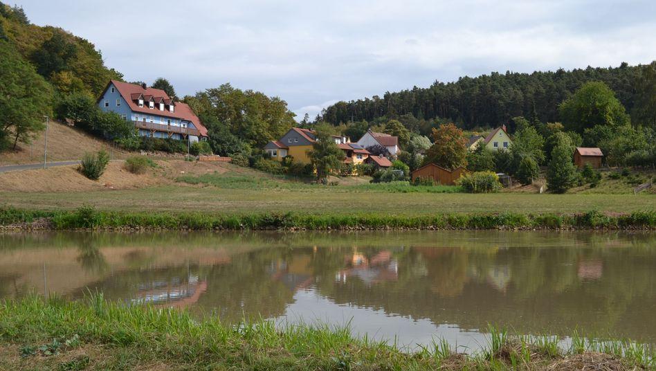 Das idyllische Altschauerberg