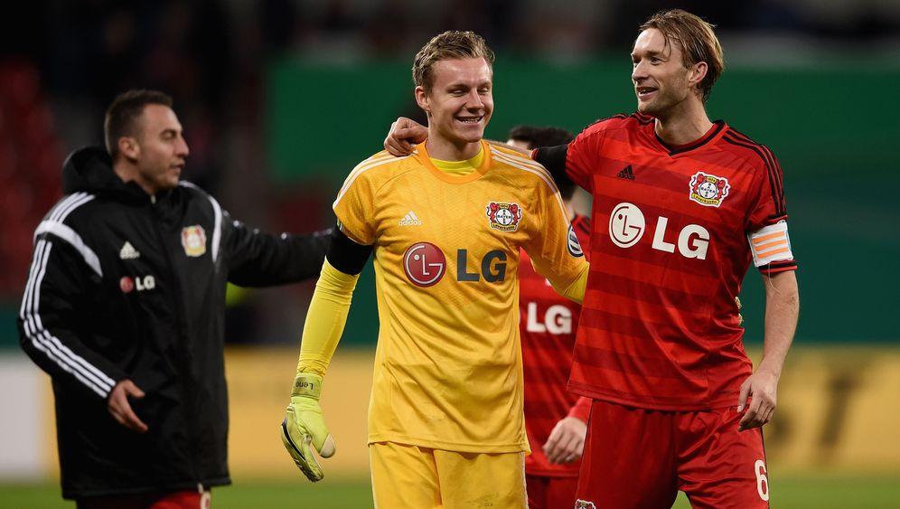 DFB-Pokal: Bayer schrammt an Déjà-vu vorbei