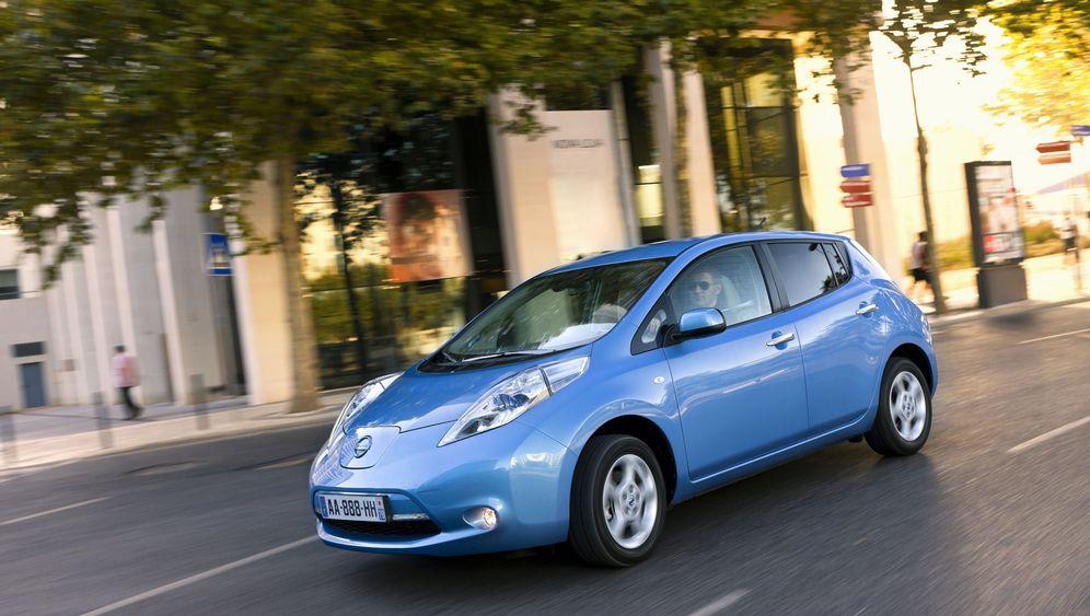 Nissan Leaf: Jetzt wird es ernst