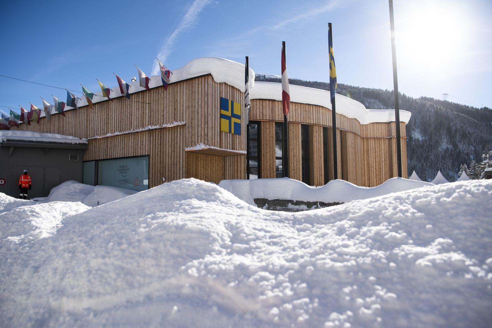 Vor Weltwirtschaftsforum in Davos