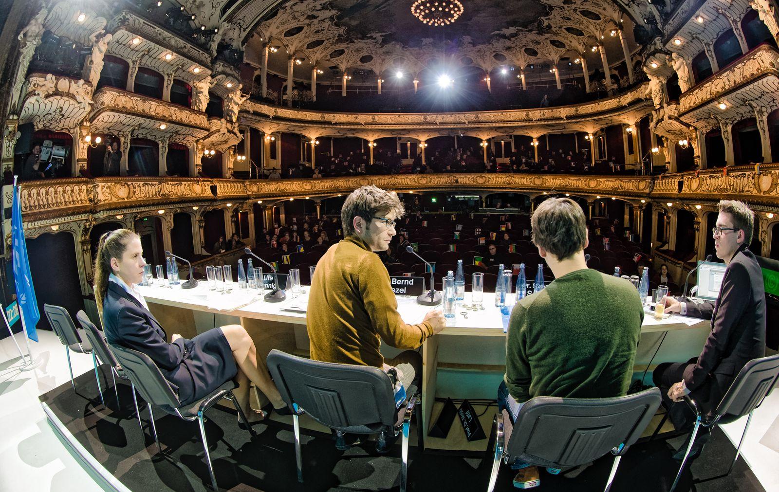 Rimini Protokoll/ Welt-Klimakonferenz