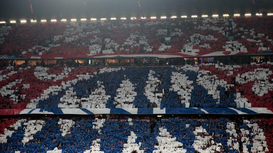 Bayern-Fans: Hoffen auf eine Aufhebung des Geisterspiels in Moskau