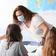 Ohne Maske und Mindestabstand im Klassenzimmer