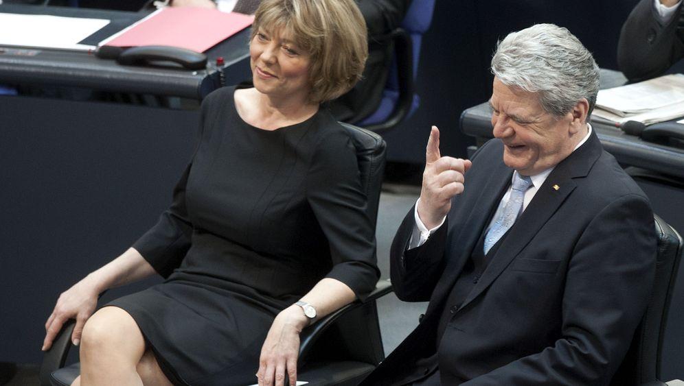 Joachim Gauck: 100 Tage Bundespräsident