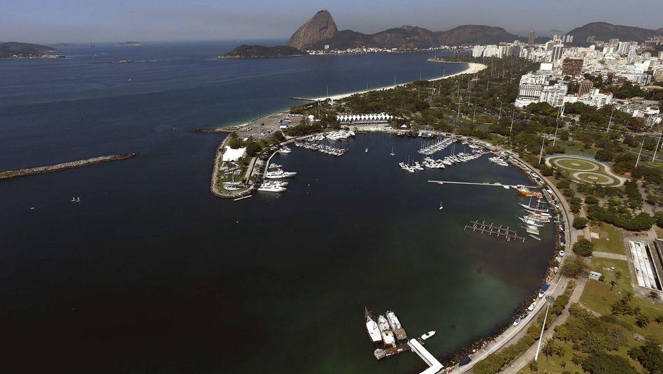 """Guanabara-Bucht in Rio: """"Extremes Umfeld"""""""
