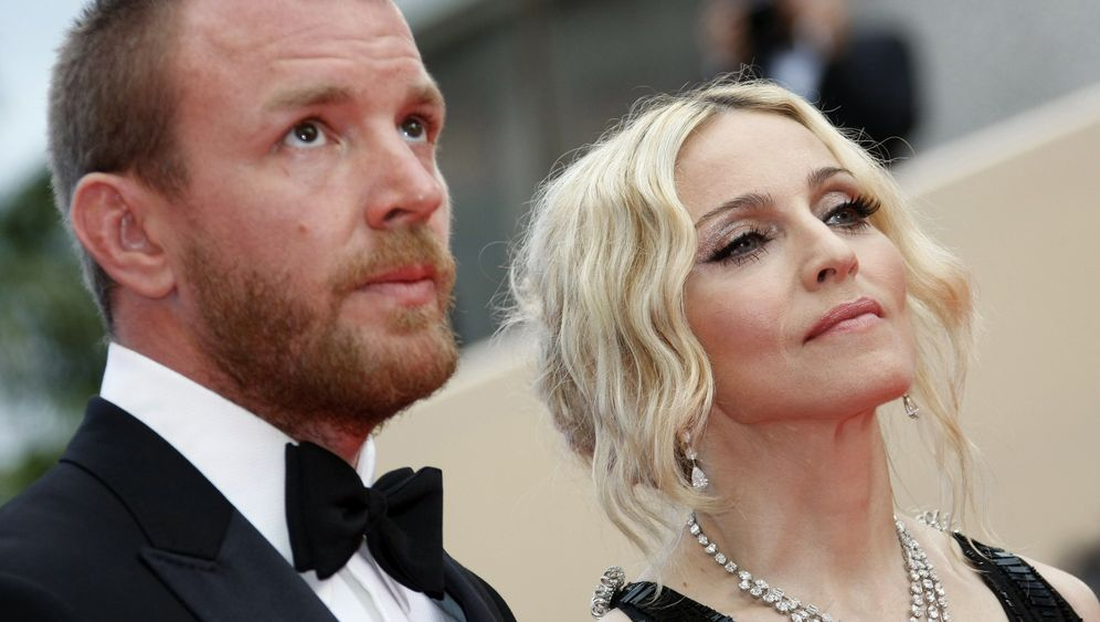 Guy Ritchie und Madonna: Regisseur und Popstar