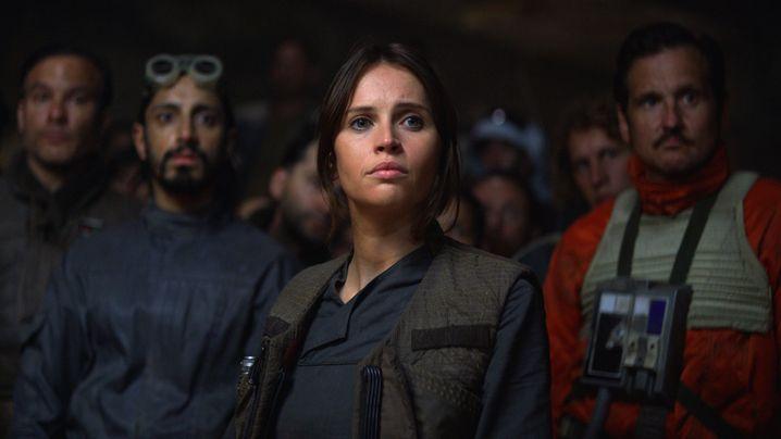 """Rogue One"": Jyn statt Jedi"