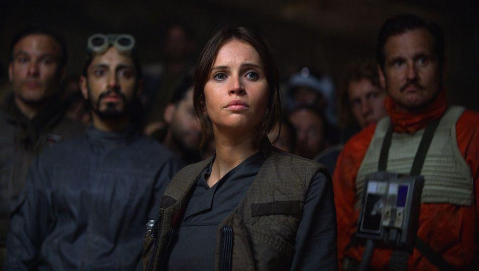 """""""Star Wars""""-Ableger """"Rogue One"""": Ein Kriegsfilm, kein Sternenmärchen"""