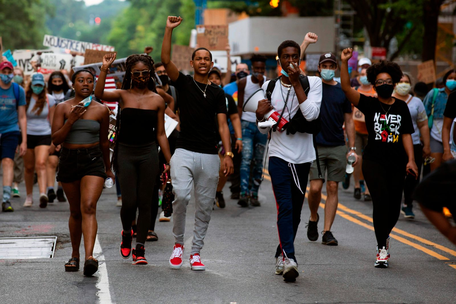 Thousands expected to attend protest against police brutality at Washington Monument