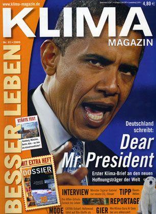 """Cover des neuen """"Klima-Magazin"""": Alle zwei Monate Do-it-yourself-Klimaschutz für 4,80 Euro"""