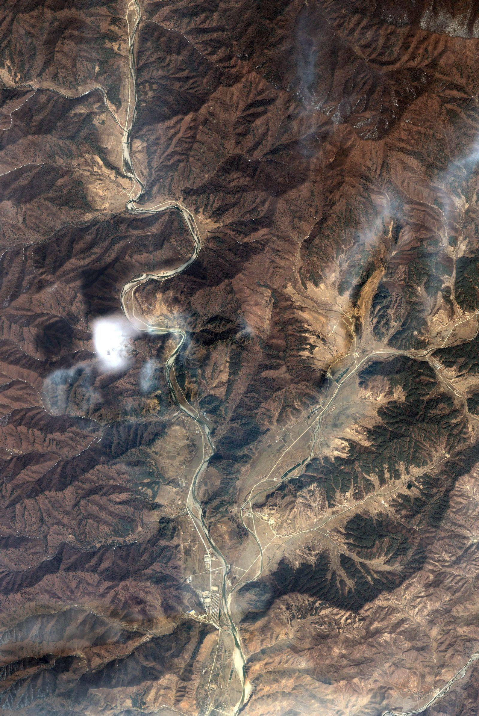 Gefängnis/ Nordkorea/ Amnesty/ Satellitenbild