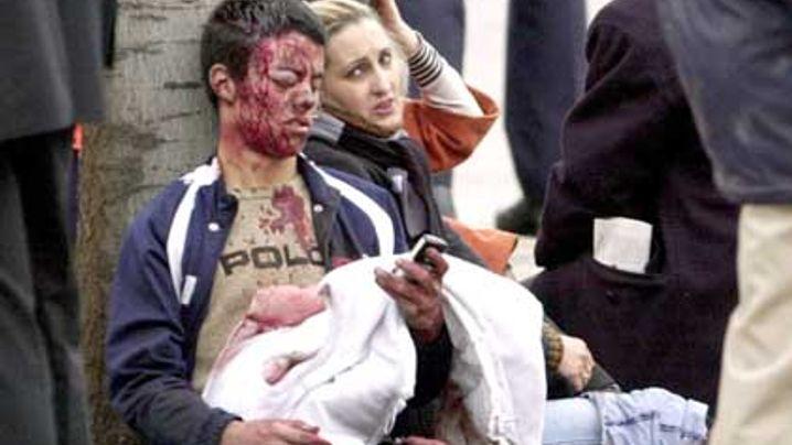 Anschlagsserie in Madrid: Mehr als 170 Tote bei Bombenterror gegen Pendler
