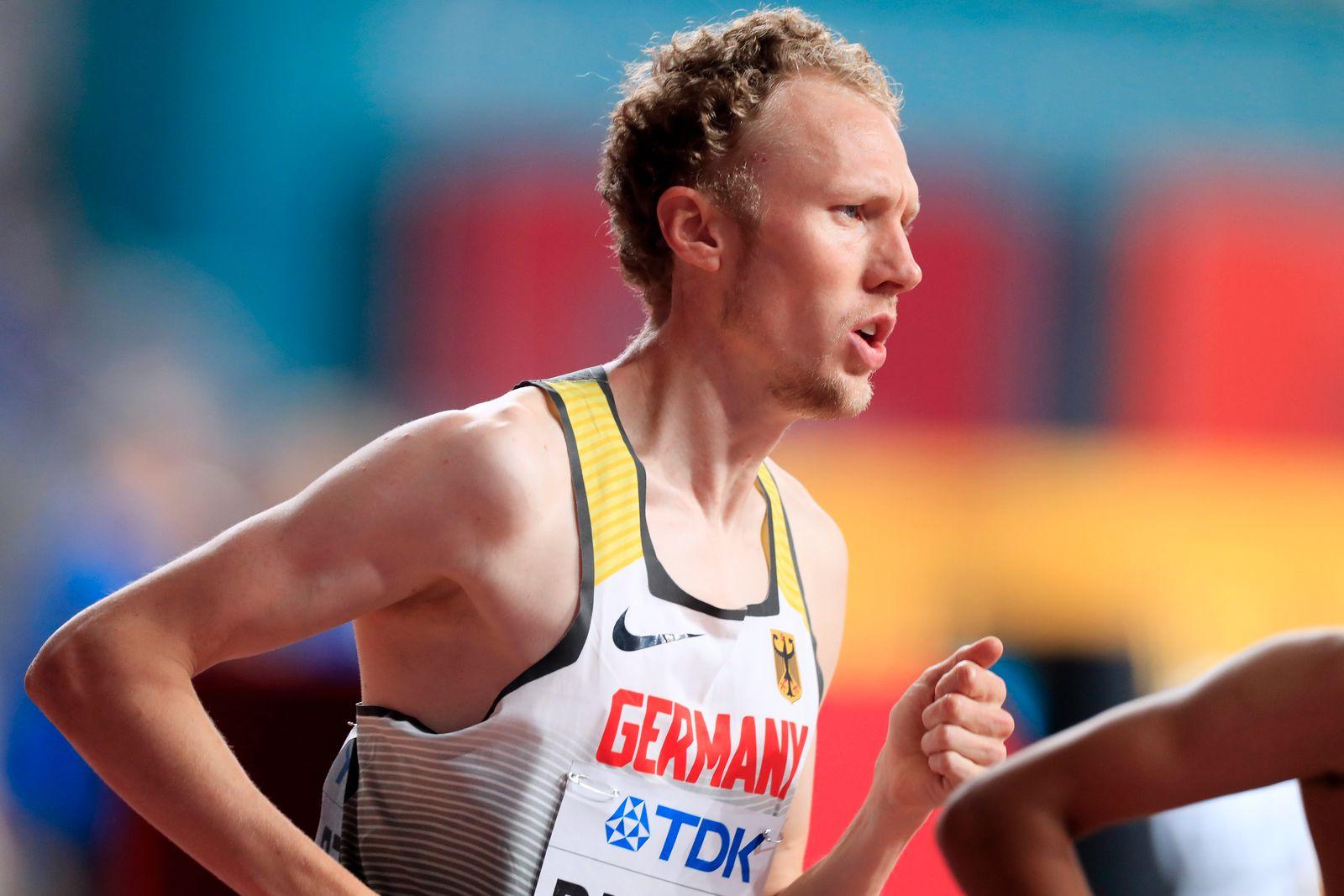 RINGER Richard Team GER 5000m Vorlauf IAAF WORLD CHAMPIONSHIPS 2019 in DOHA Al Khalifa International Stadion *** RINGER