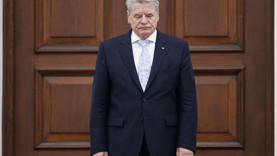 """Bundespräsident Gauck: Heftige Debatte über seine """"Tugendfuror""""-Äußerung"""