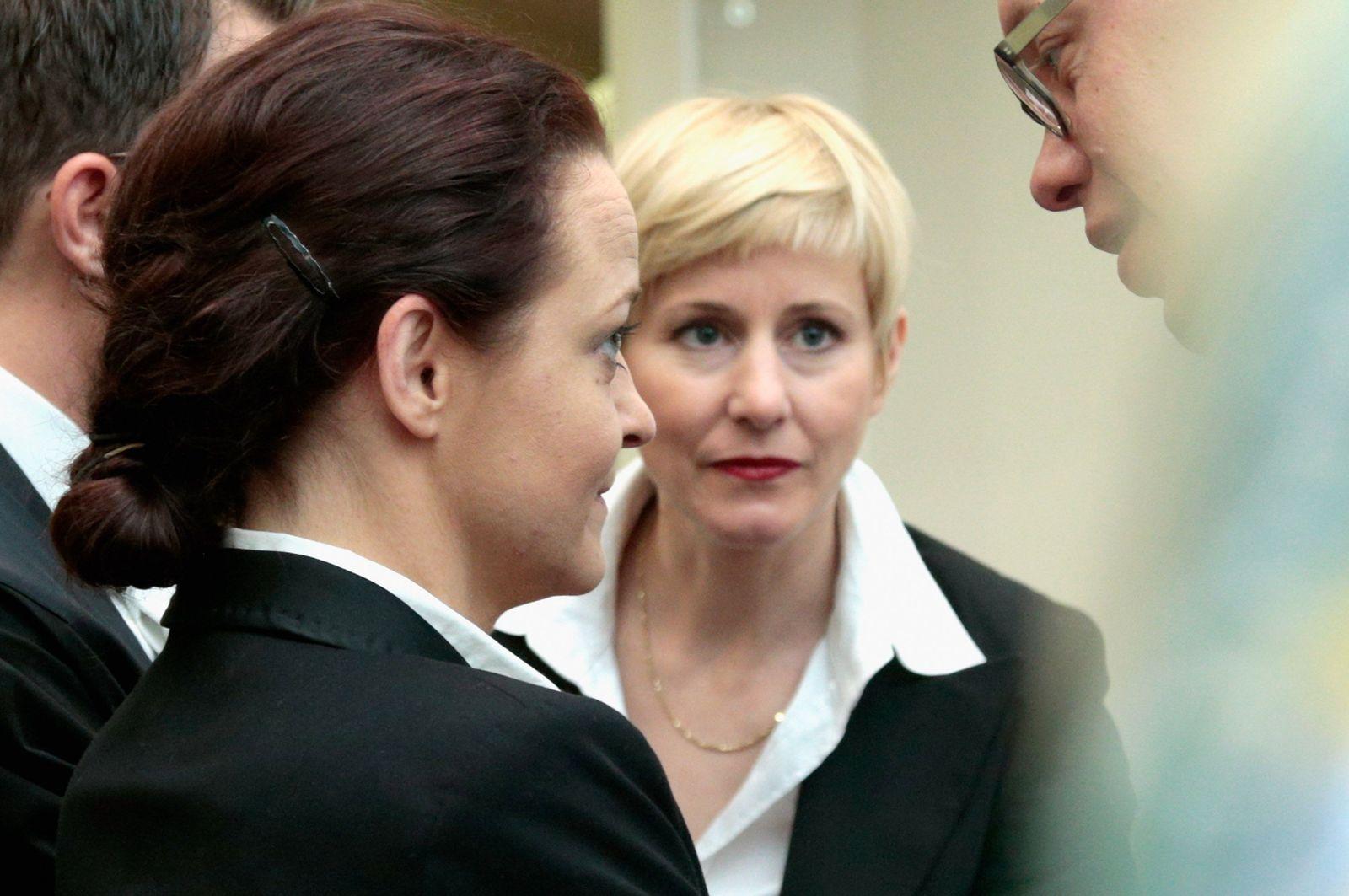 Beate Zschäpe Anja Sturm