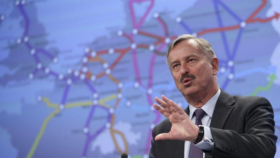 EU-Verkehrskommissar Kallas: Vorbehalte gegen Maut-Pläne