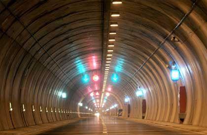 Rekord-Röhre Rennsteigtunnel: Der Autobahntunnel gilt als ingenieurtechnische Meisterleistung