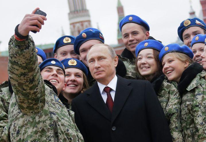 Russischer Präsident Wladimir Putin