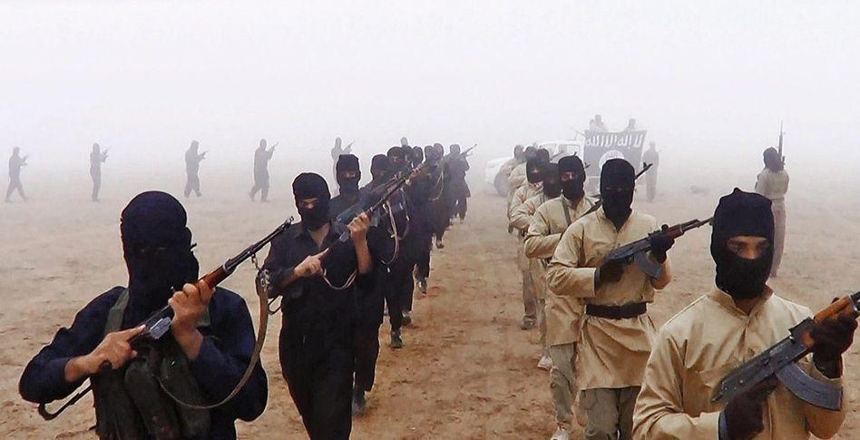 """Kämpfer des »Islamischen Staats"""": »Es gibt eine ordentliche Buchführung«"""