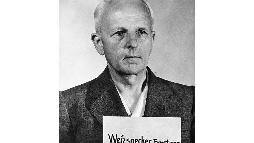 Ernst von Weizsäcker: Diplomat des Teufels
