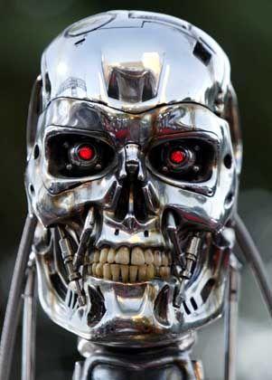 """Intelligenter Film-Roboter """"Terminator"""": Haben wir ungewollt einen dritten Replikator freigesetzt, der auf menschlichen Memen huckepack reitet?"""