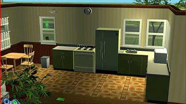 Die Küche: Temperatur-Trennung