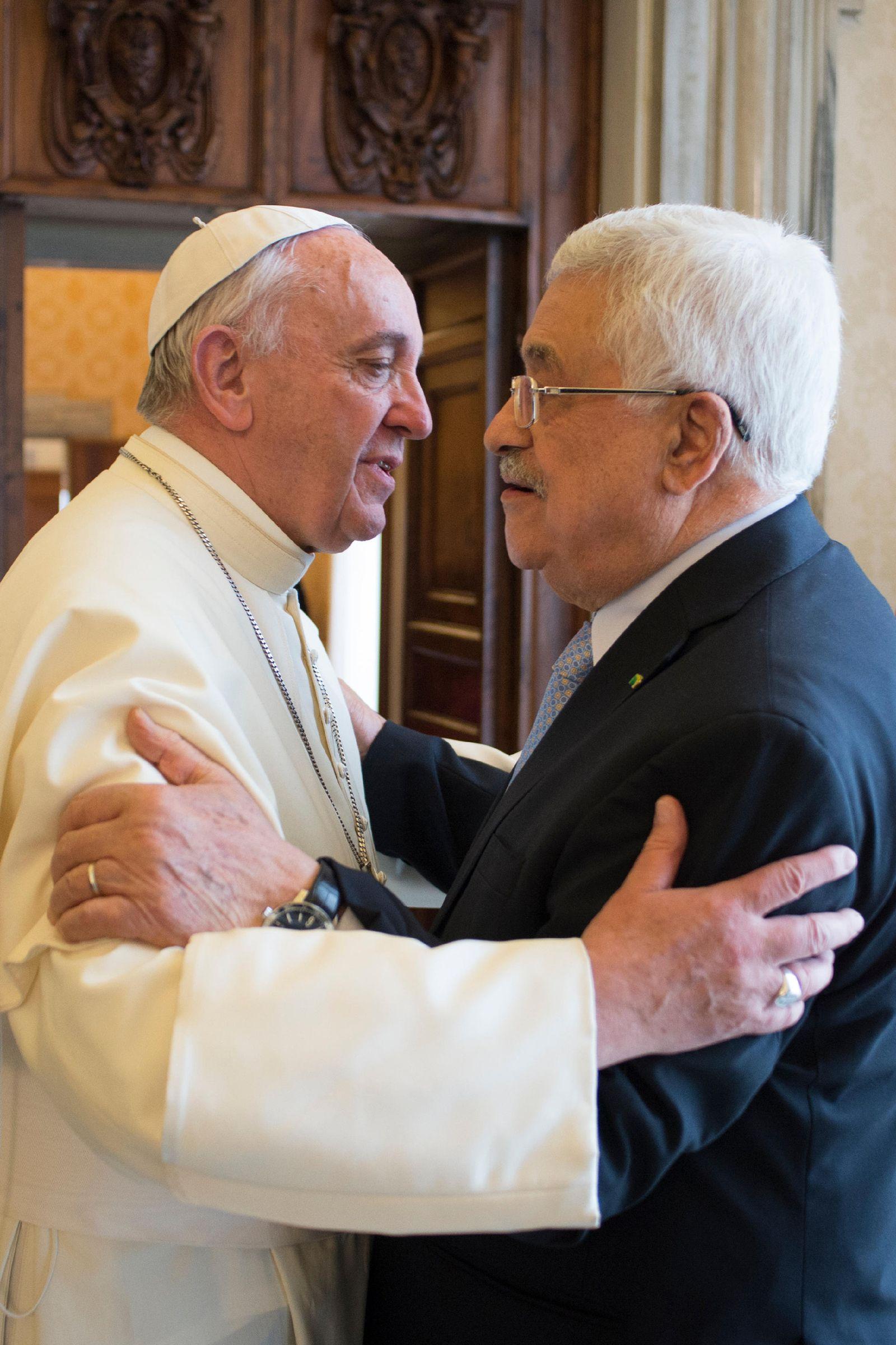 Vatican Palestinians