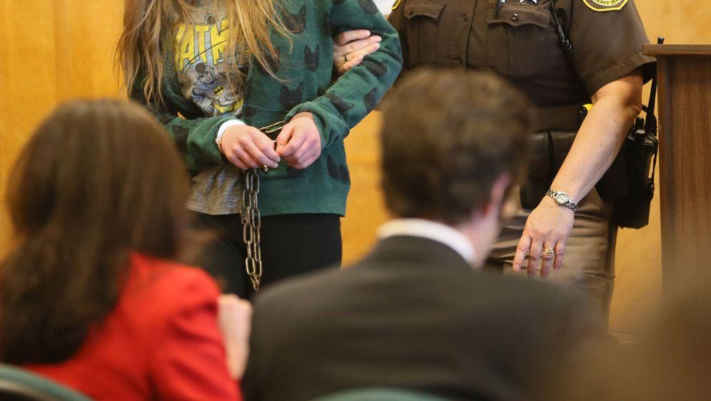Versuchter Mord für Slenderman: Der Slenderman-Fall