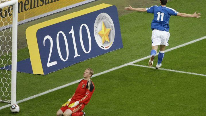 DFB-Team in der Einzelkritik: Dominanter Schweinsteiger, kultverdächtiger Cacau