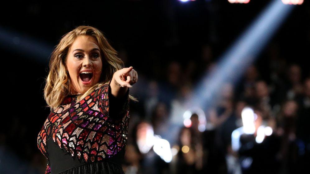 Adele und das Spice-Girls-Konzert: Fangirl forever