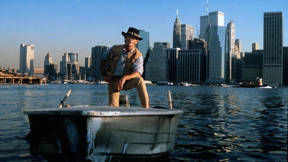 Filmschauplatz New York: Die Twin Towers als Kulisse
