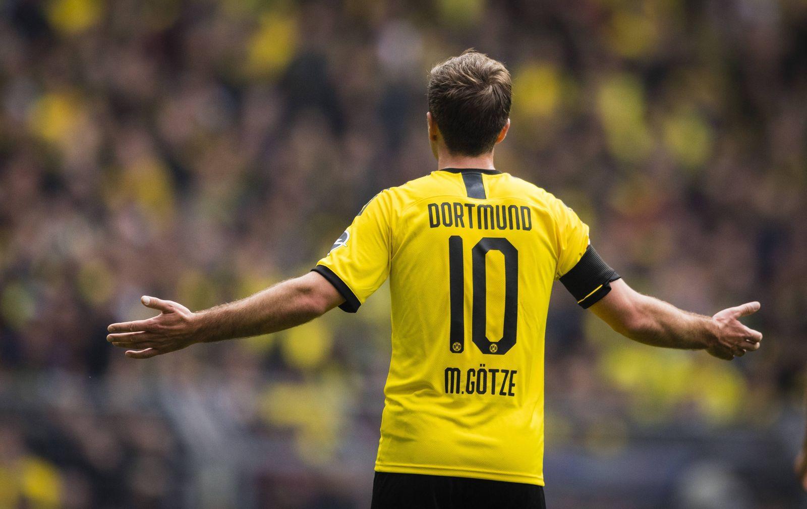 Dortmund, 11.05.2019 Mario Götze (BvB) Borussia Dortmund - Fortuna Düsseldorf *** Dortmund 11 05 2019 Mario Götze BvB B