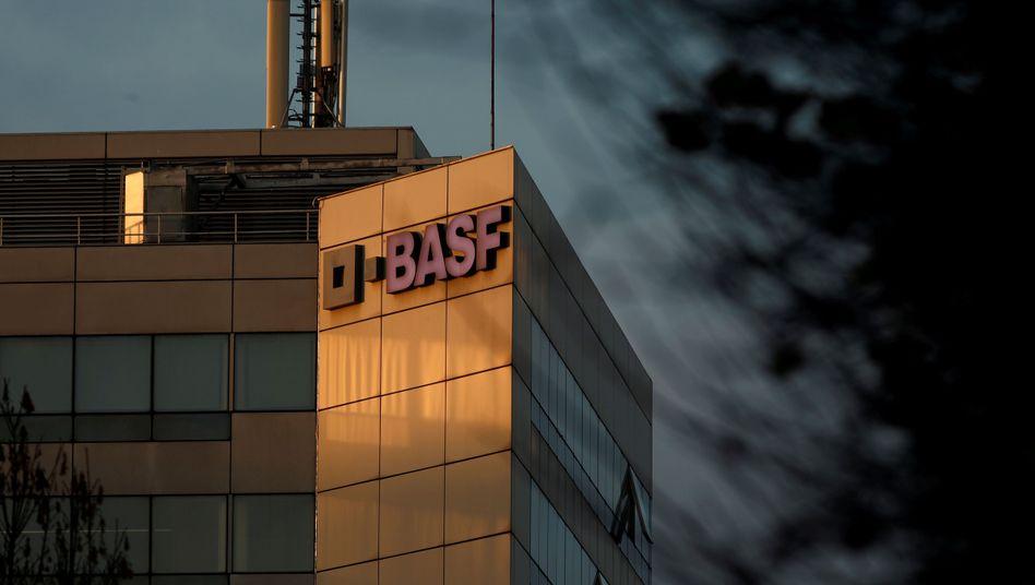 BASF-Standort nahe Paris (Archivbild)