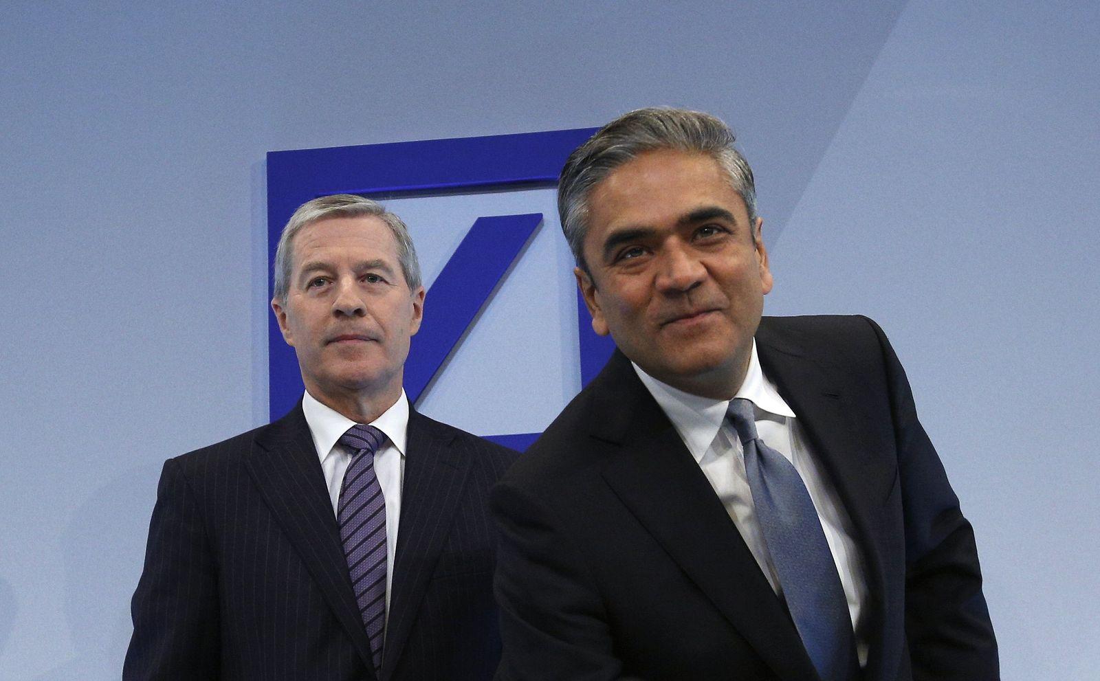 Jain / Fitschen / Deutsche Bank PK