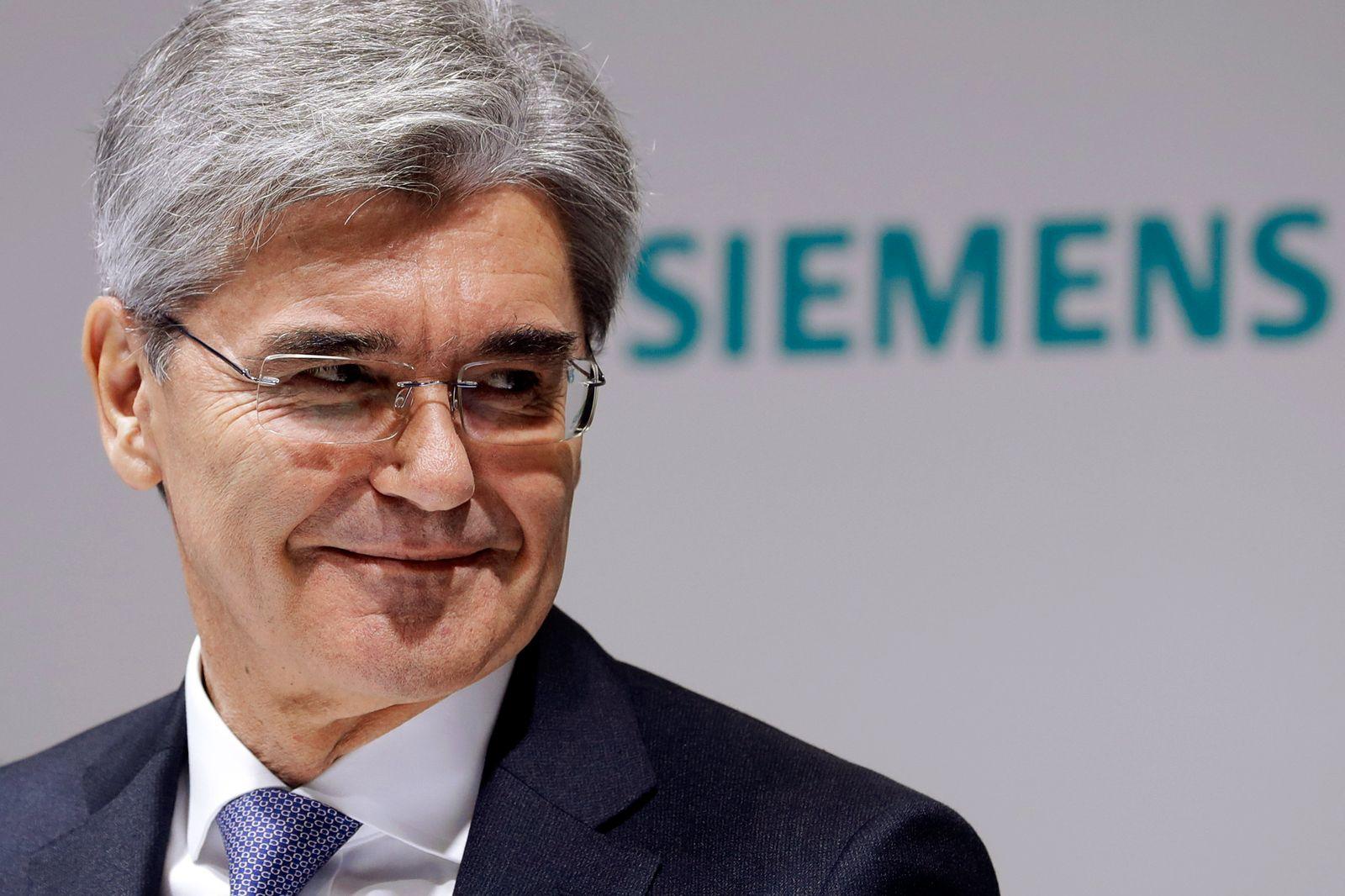 Germany Siemens Earns