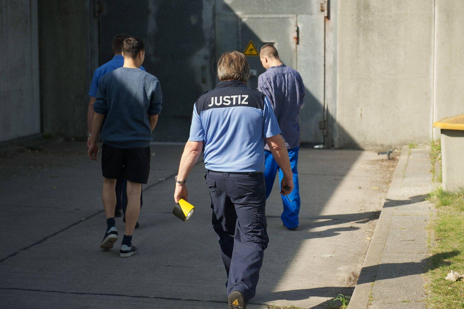 Berlin Jugendgefaengnis Ploetzensee Jugendgefaengnis Ploetzensee 18 9 2012 Berlin