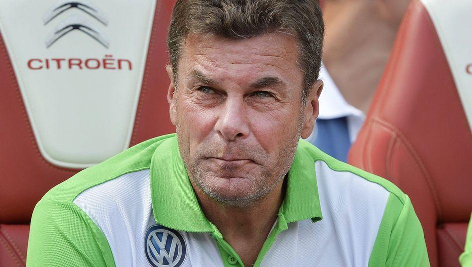 Wolfsburg-Trainer Hecking: Seit Dezember 2012 beim VfL