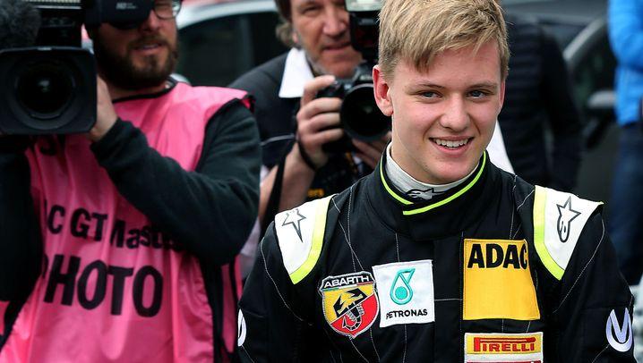 Mick Schumacher: Platz neun im ersten Rennen