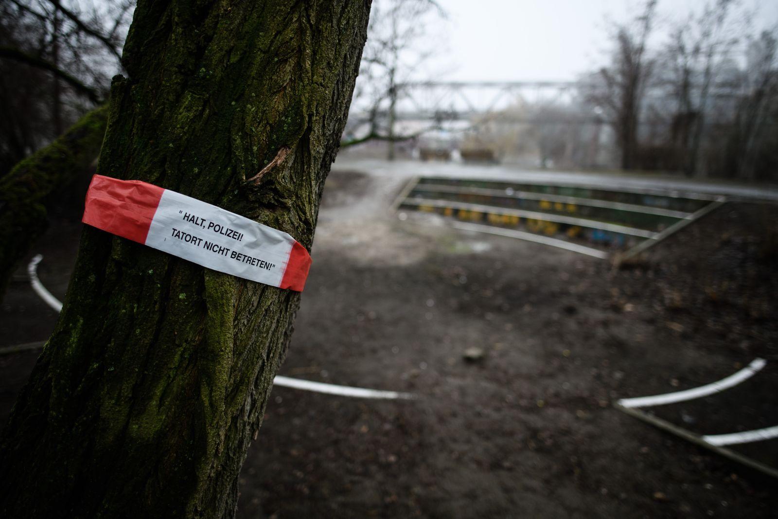 Elise Tilse Park Berlin