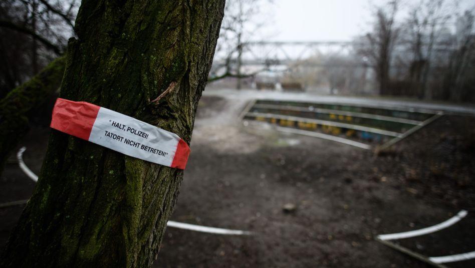 Elise-Tilse-Park in Berlin-Kreuzberg