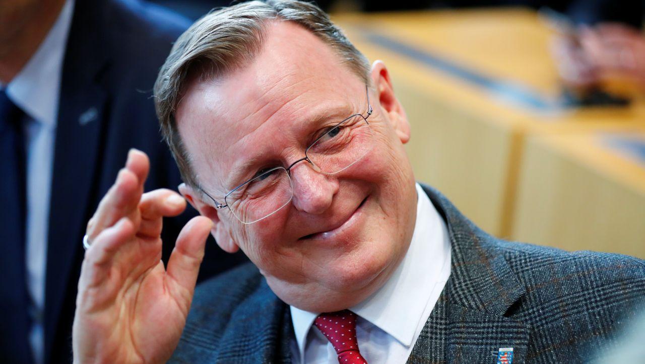 Bodo Ramelow und die Thüringen-Krise: Der Spielmacher