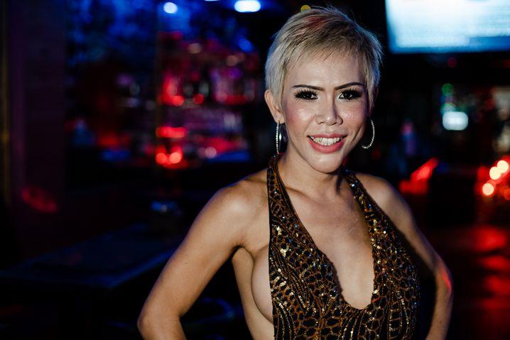 Padthai Pattaya, Transfrau (Kathoey) in Thailand