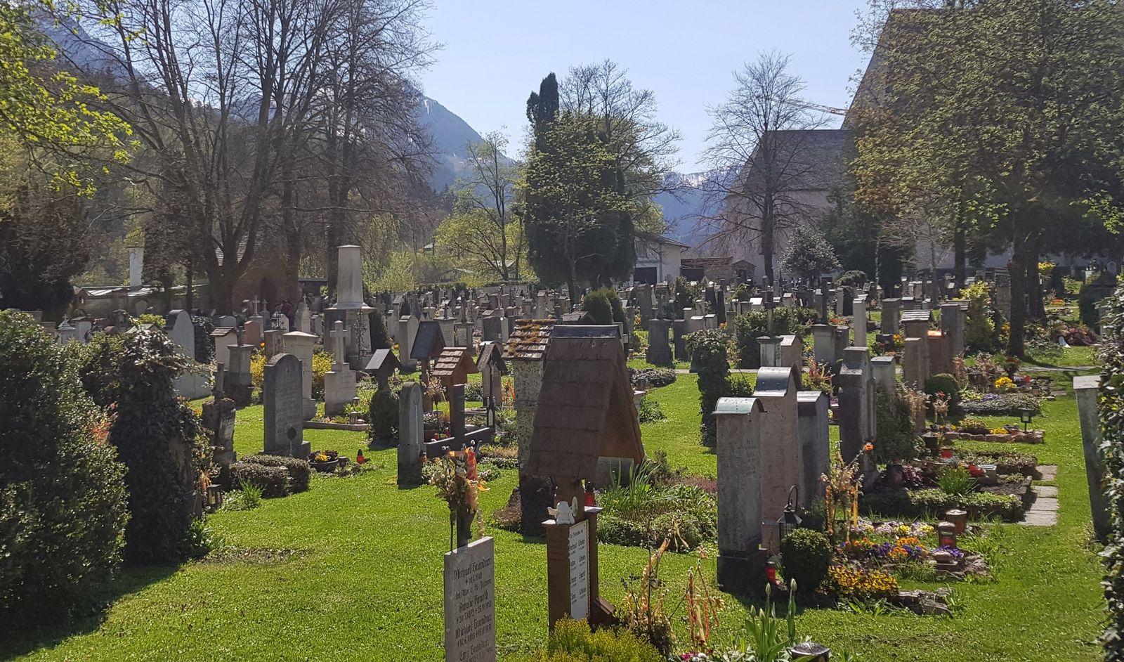 Alter Friedhof Berchtesgaden/