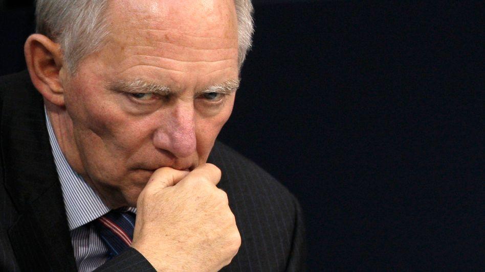 Bundesinnenminister Wolfgang Schäuble: Will mit Gesetzen die Datenschutzsituation verbessern - und weiß, dass das grundsätzliche Problem damit nicht zu lösen ist