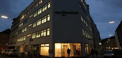 HRE-Zentrale in München: Erhebliche Bedenken gegen Staatseinstieg