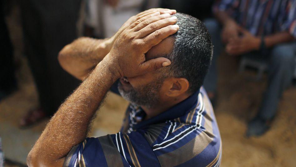 Aufruf von Israels Armee: Zehntausende Menschen sollen Lagerim Gazastreifen verlassen