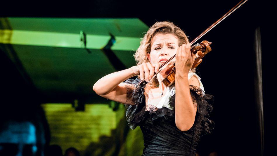 Auch Violinisten Anne-Sophie Mutter war Klientin von Cami