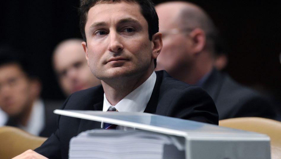"""Goldman-Sachs-Händler Tourre: """"Keine Pflicht, die Investoren zu beraten"""""""